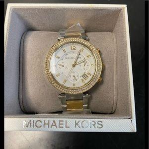 Michael Kors watch ( brand new )